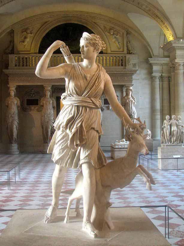 Diana vo Versailles