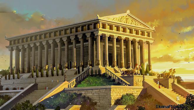 Artemida temple