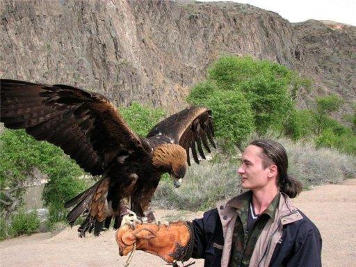 Сур орел традиција